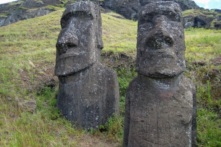 Easter island rano raraku-Chile-724773-P