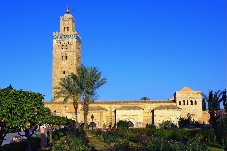Paris to Marrakech tour