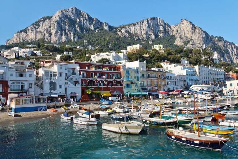 Amalfi And Capri Magnifica Walking Tour By Tourissimo