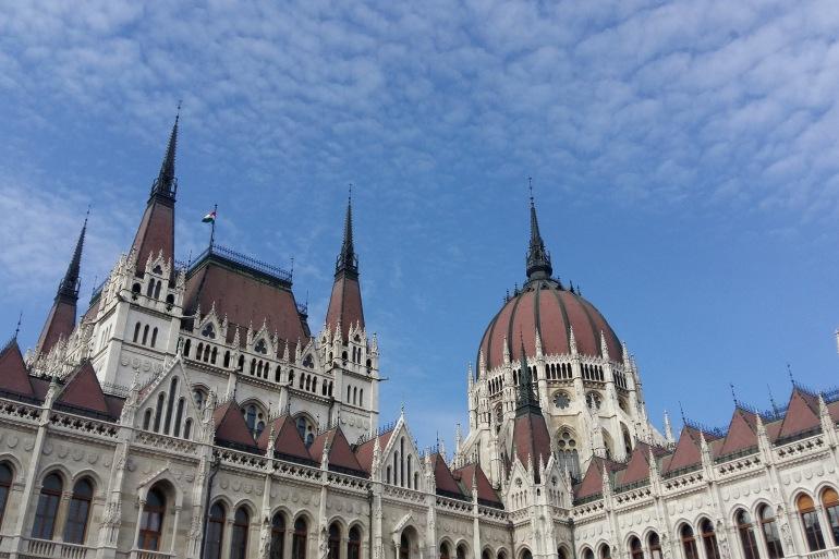 Hungarian Parliament Building,Hungary-P