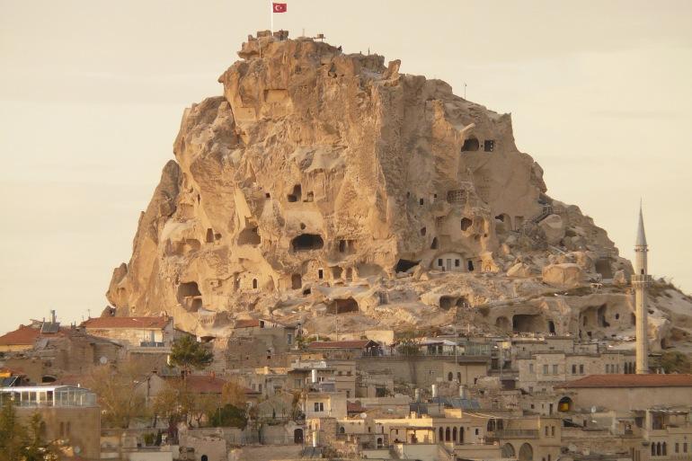 Tuff stone Dwellings-Cappadocia-Turkey-65019-p