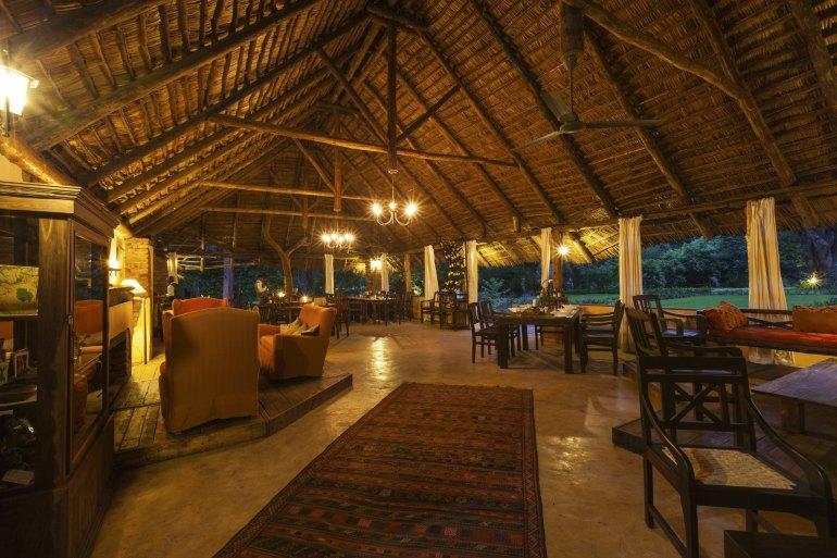Luxury Safari Lodge in Tanzania