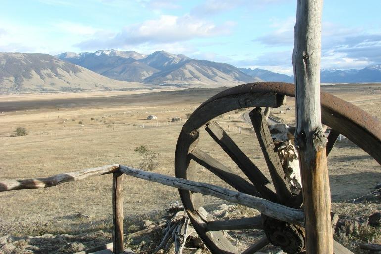 Landscape view of -Ushuaia-1380364-p
