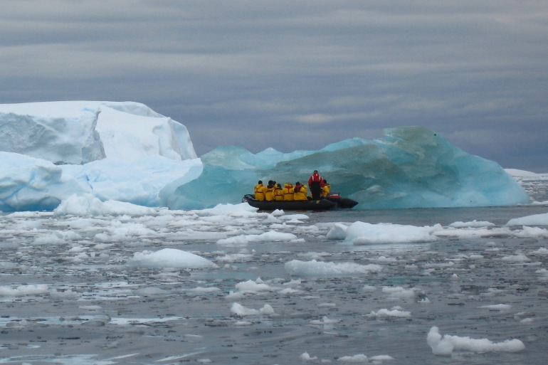 Antarctic Peninsula Ushuaia Polar Circle - Antarctic Peninsula Trip