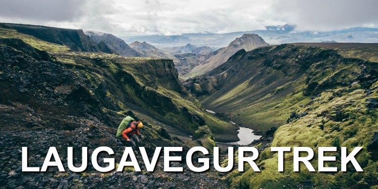 Laugavegur Trek, Iceland