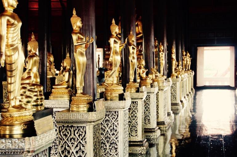Buddha gold meditation-Thailand_1128296_P