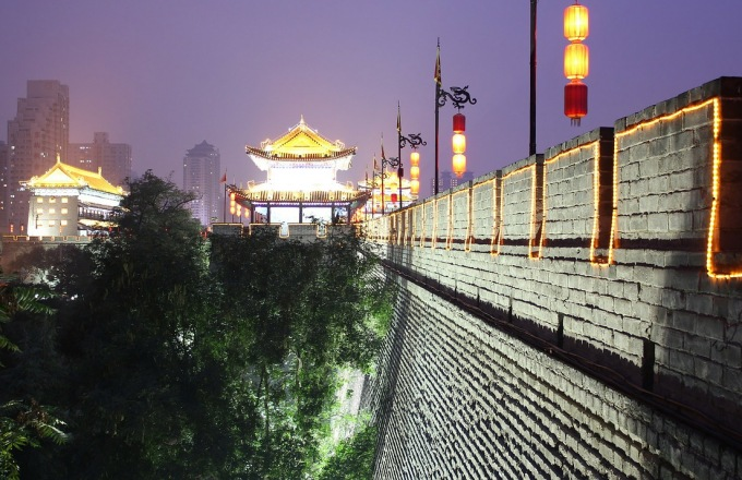 China Scenic with Hong Kong  tour