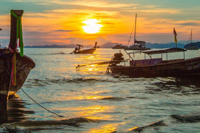 Thailand Beaches West Coast (Nov - Apr) tour