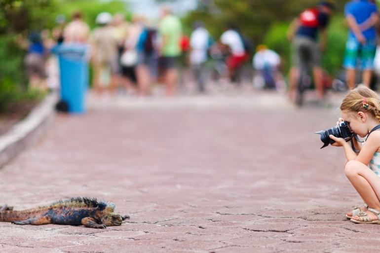 Galapagos Family Travel tour