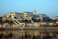 Top attraction in Hungary, Buda Castle