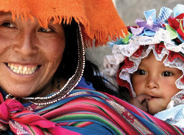 Aguas Calientes Arequipa Cuzco to Lima Trip