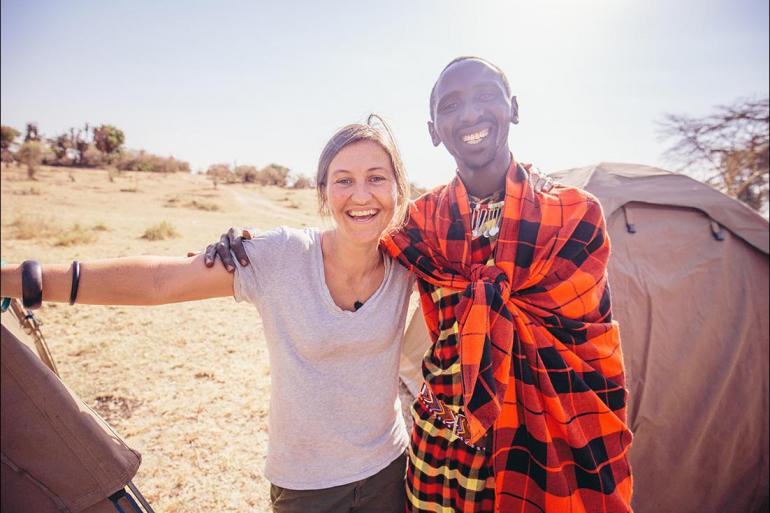 Arusha Lake Nakuru National Park The Masai Heartlands Trip
