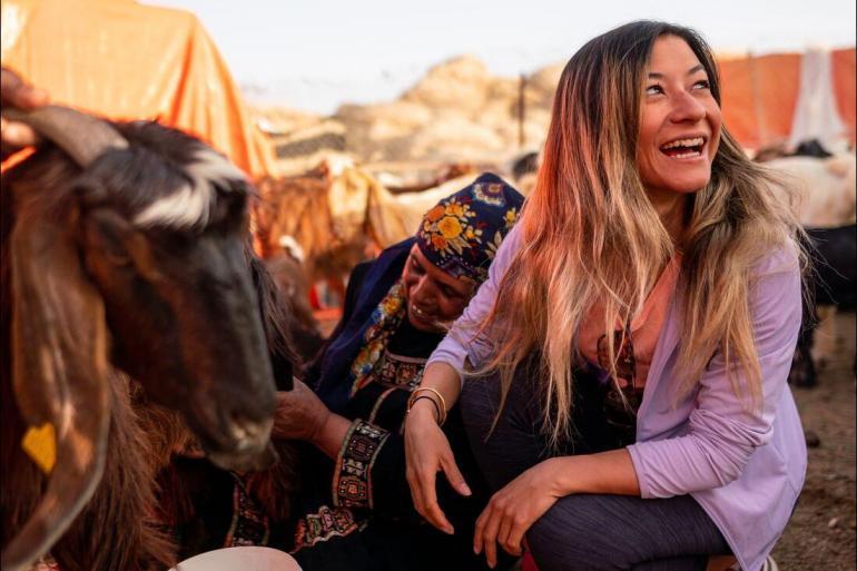 Amman Dead Sea Jordan: Women's Expedition  Trip