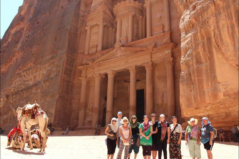 Dead Sea Jerash Explore Egypt & Jordan Trip