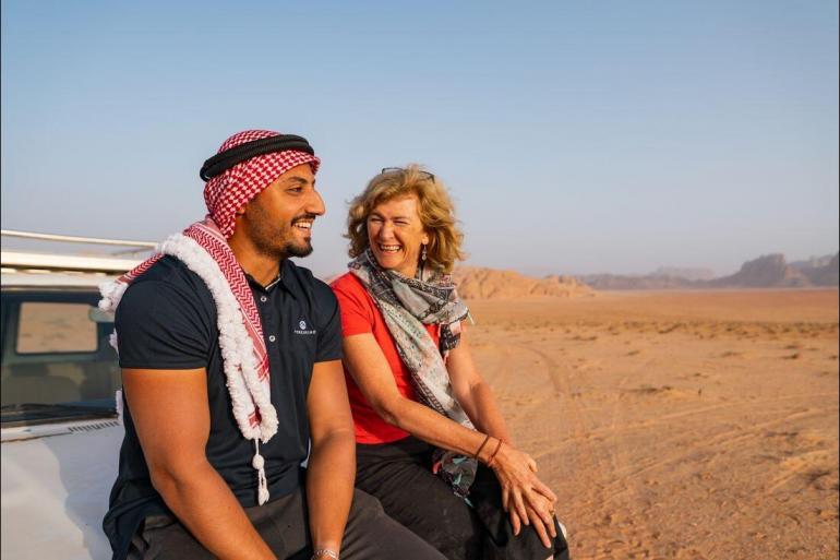 Jerusalem Luxor Temple Premium Middle East in Depth Trip