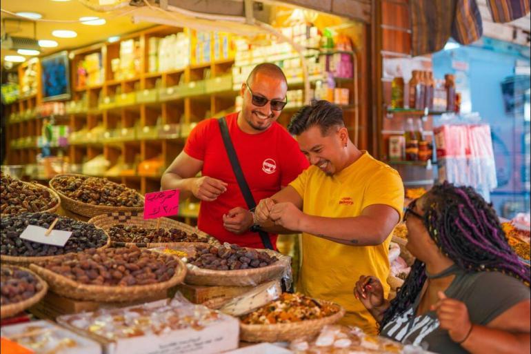 Culinary & Wine Culture Jordan Real Food Adventure package