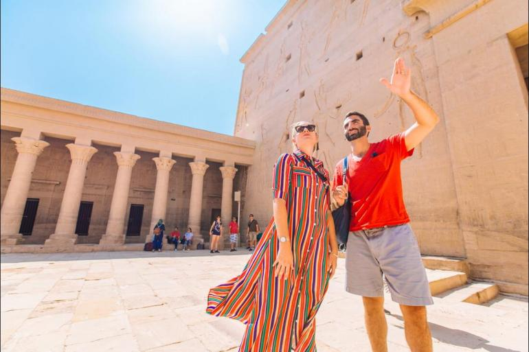 Petra Pyramid of Giza Explore Egypt & Jordan Trip