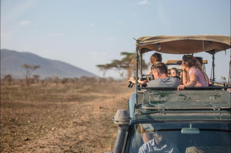 Arusha Nairobi Tanzania Family Safari Trip