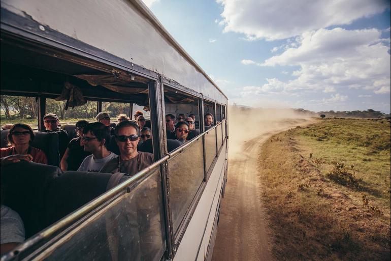 Safari Wildlife viewing Gorillas & Game Parks package