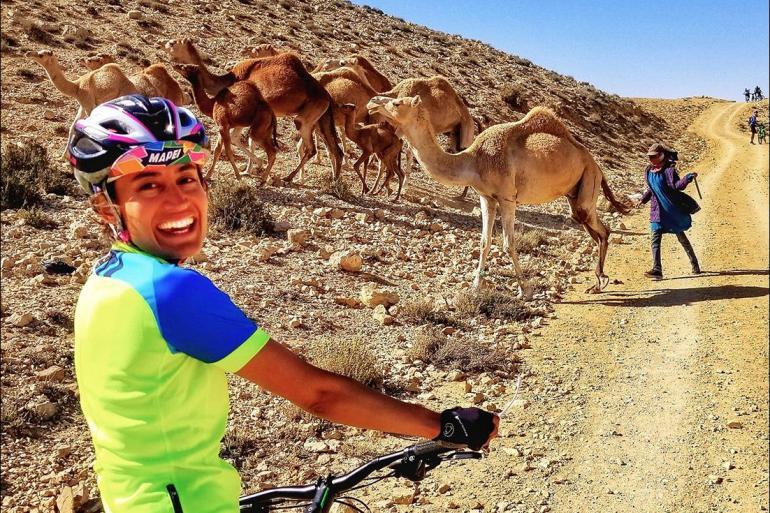 Amman Aqaba Cycle Jordan: Petra & Wadi Rum Trip
