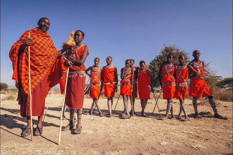 Nature & Wildlife Land expedition The Masai Heartlands package