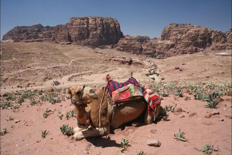 Pyramid of Giza Shobak Premium Egypt & Jordan Trip