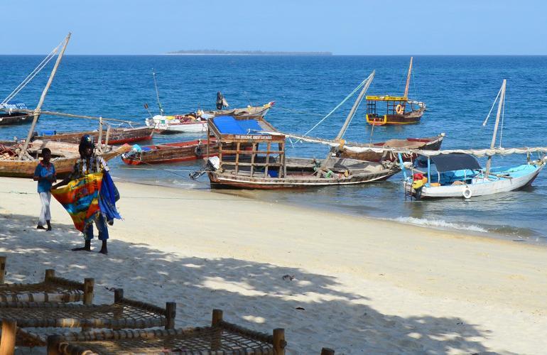 Zanzibar Beach Break tour