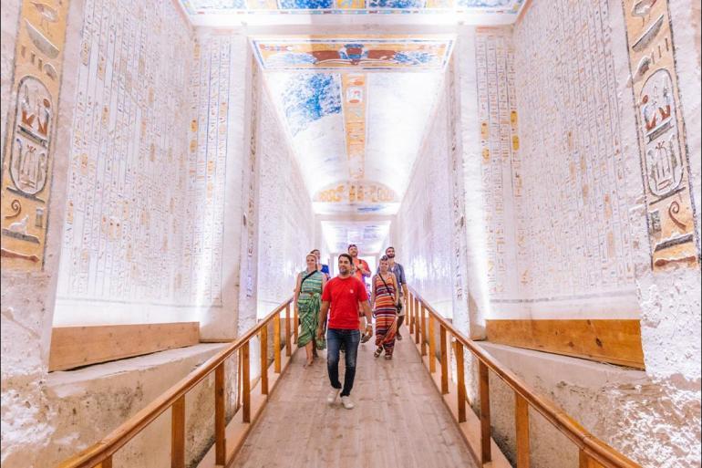 Luxor Temple Madaba Premium Egypt & Jordan Trip