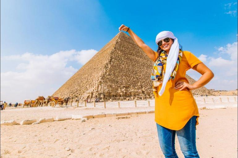 Amman Cairo Classic Egypt and Jordan Trip