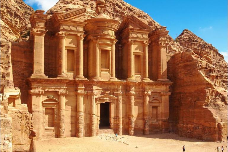 Madaba Petra Premium Middle East in Depth Trip