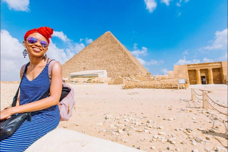 Dead Sea Jerash Premium Egypt & Jordan Trip