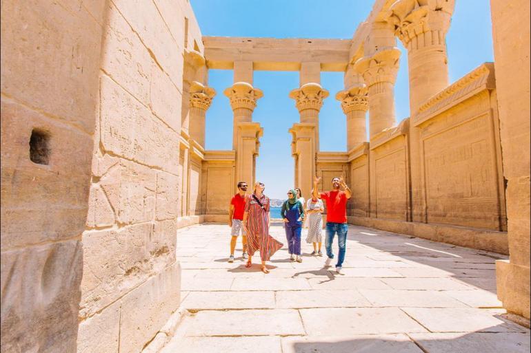 Amman Aswan Premium Egypt & Jordan Trip
