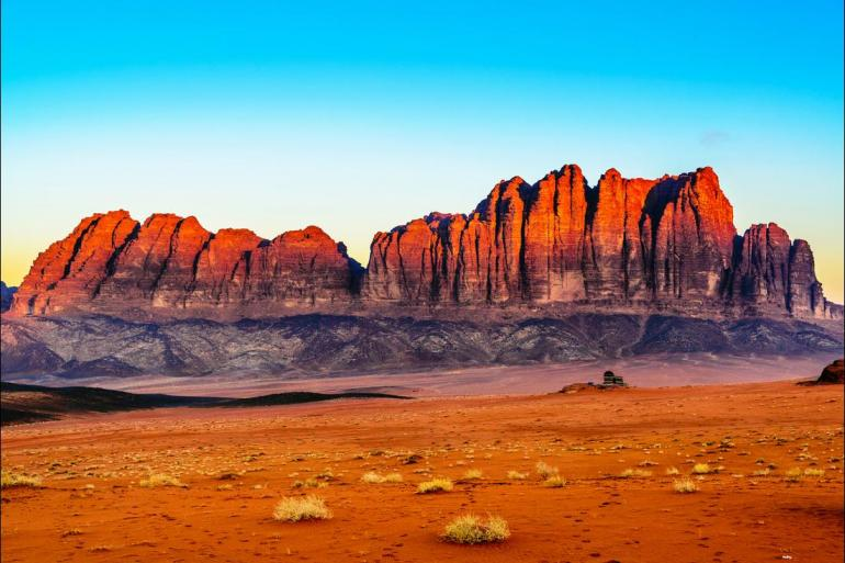 Petra Wadi Rum Jordan: Women's Expedition  Trip