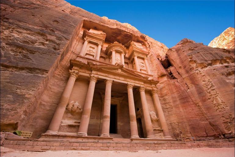 Jerusalem Madaba Jordan: Women's Expedition  Trip