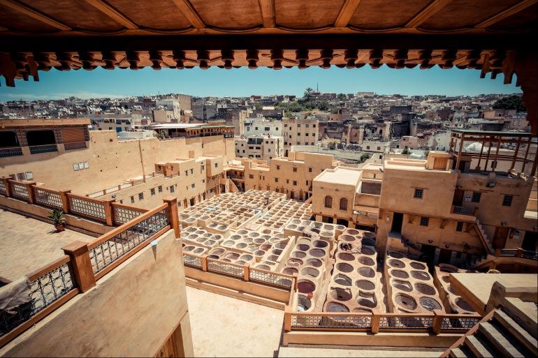 Marrakech to Barcelona tour