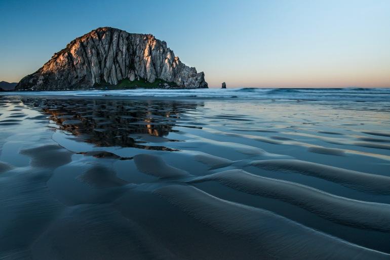 Fabulous scene Morro Bay, USA -Ay3dzo-iHTI-P