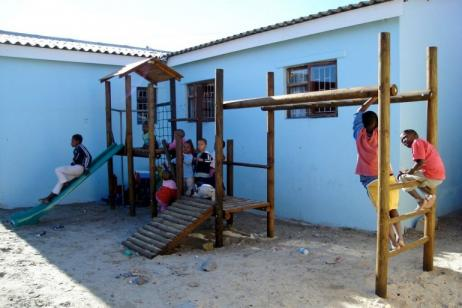 Township Community Center – Volunteering in South Africa tour