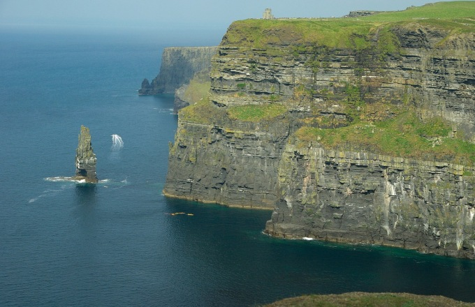 Ireland's Coasts from North to South tour