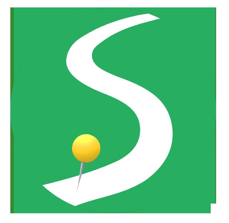 Stride Path Icon ying ying