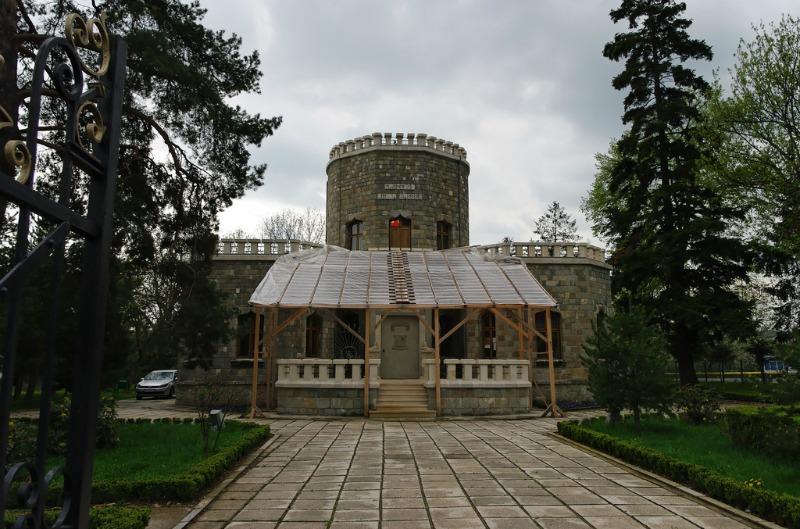 lulia Hasdeu Castle, Romania