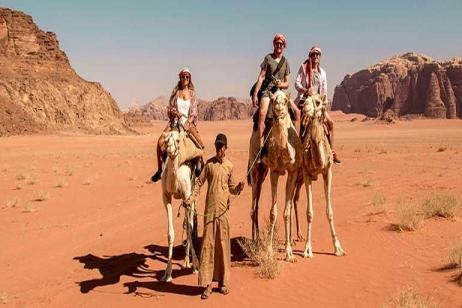 Explore Jordan, Israel & the Palestinian Territories tour