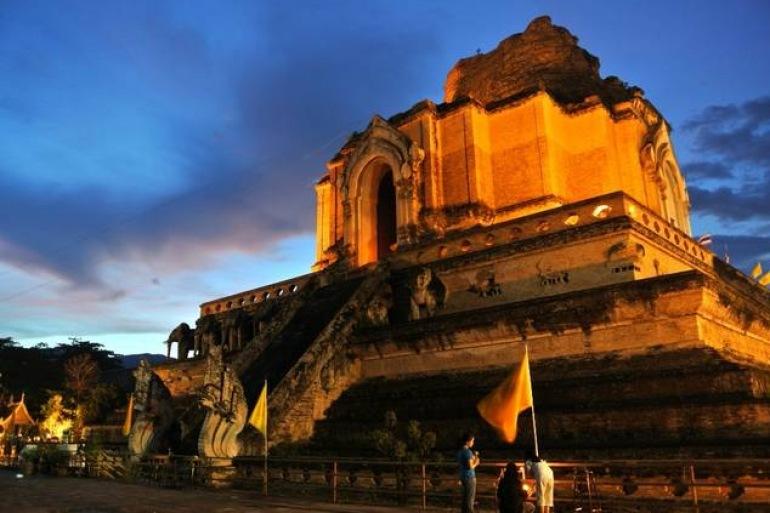 Thai Lanna Highlight Tour