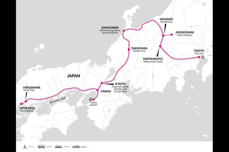 Kyoto Mount Fuji Simply Japan Trip