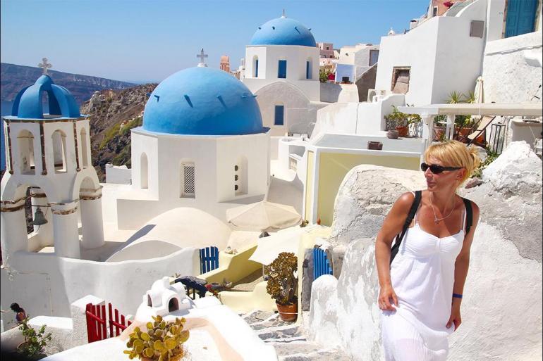 Akrotiri Athens Greece with Turkey by Land and Sea Trip
