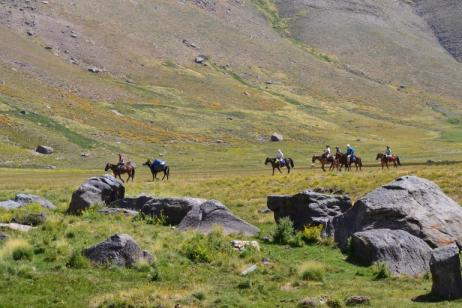 Argentina & Chile: Across the Andes Horse Ride tour