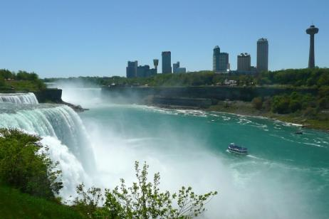 Charming New England & Mighty Niagara Falls, Canada tour