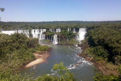 Buenos Aires & Iguazu tour