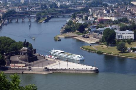 The Great Rivers of Europe tour