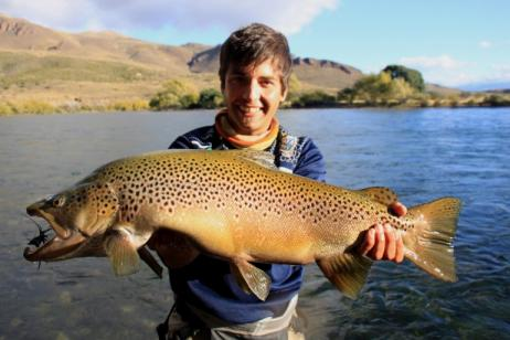 Fly Fishing in Argentina tour