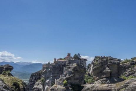 Meteora & Delphi - 4 Days/3 Nights Tour from Athens tour